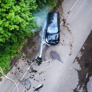 Accidentes de Tráfico en Barcelona, España
