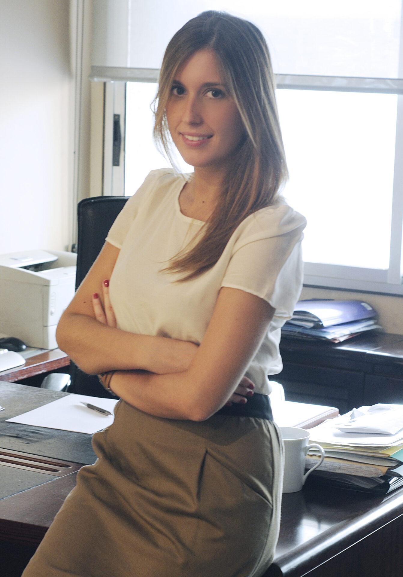Georgina Martí Vallespí - Abogada especialista en derecho penal